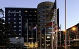 Hotel Pullman Brüssel Außenansicht