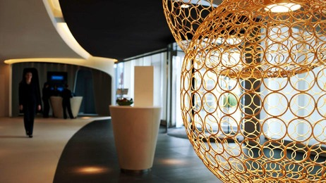 Hotel Pullman Brüssel Lobby