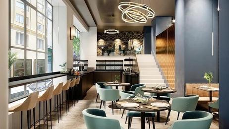 Leonardo Boutique Hotel M Square Restaurant
