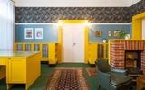 """Zimmer in der von Loos ausgestatteten """"Brummel Wohnung"""""""