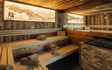 Alpenjuwel Residenz Sauna