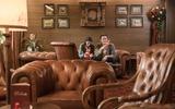 Hotel Alpina Lobby