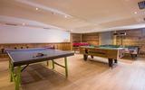 Spielzimmer im Hotel Kroneck