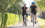 Hotel Wende Radfahrer