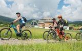 E-Bikes im Narzissen Vital Resort