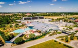 Therme Laa - Hotel & Silent Spa Außenansicht