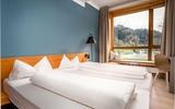 Doppelzimmer im Val Blu Resort Bludenz
