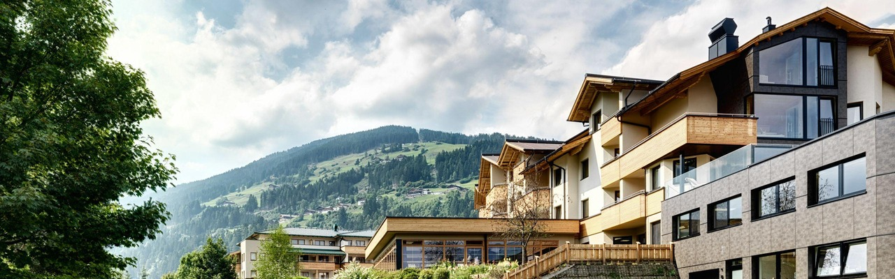 Dolomiten Residenz Sporthotel Sillian Außenansicht
