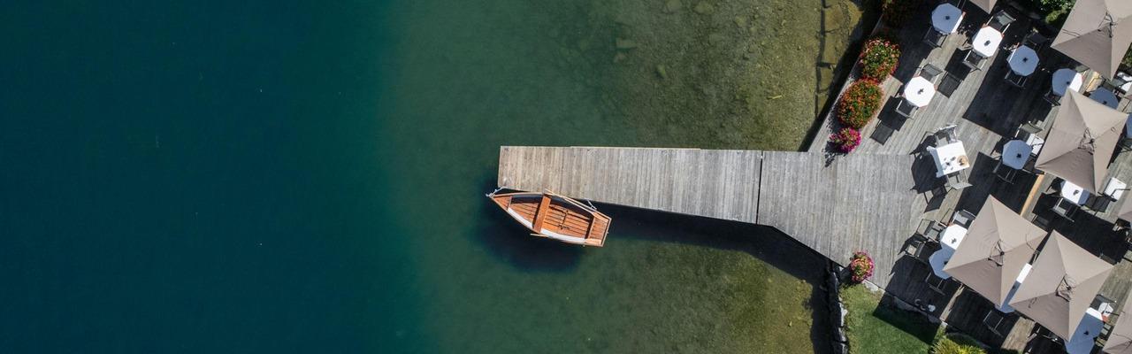 Zell am See Seevilla Freiberg Außenansicht