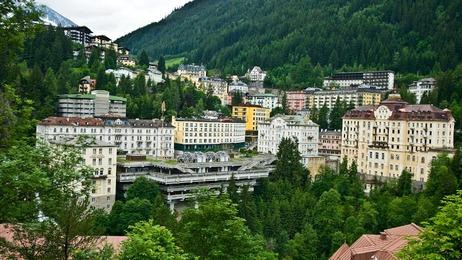 Hotel Elisabethpark Aussenansicht