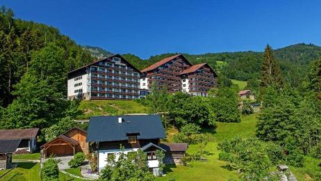 Alpenhotel Dachstein Außenansicht