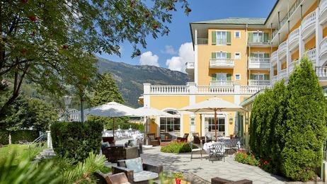 Das Alpenhaus Gasteinertal Außenansicht