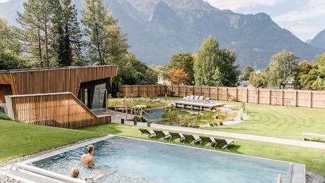 Sauna im Val Blu Resort