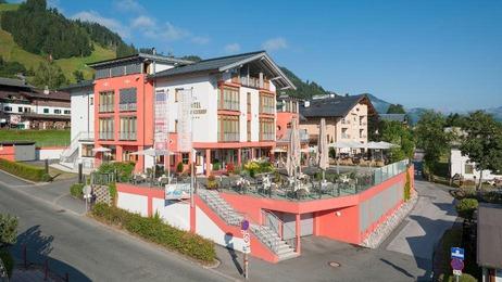 Hotel Schweizerhof Außenansicht