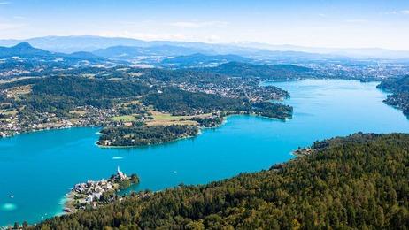 Wörthersee Panorama