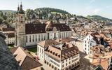 St. Gallen Stiftsviertel