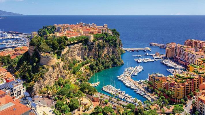 Altstadt von Monaco
