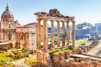 Foro Romano in Rom