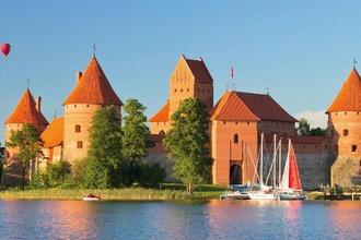 Wasserschloss Trakai