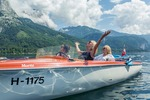 Lotte, Ilse und Sissi fahren Boot