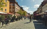 Am Weg druch Bayreuth
