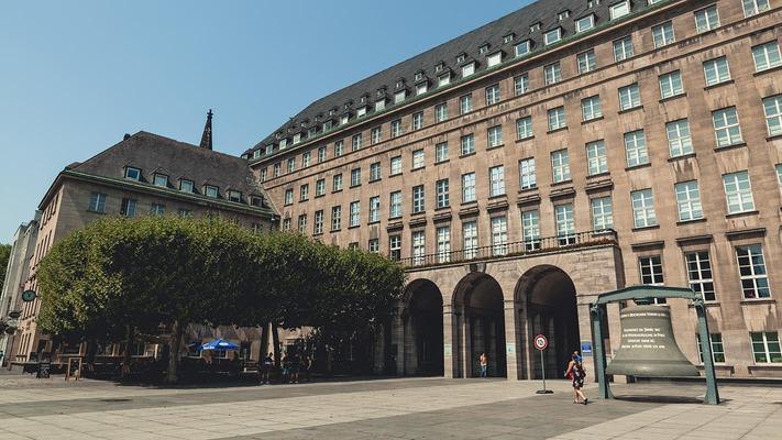 Altes Gebäude in Bochum