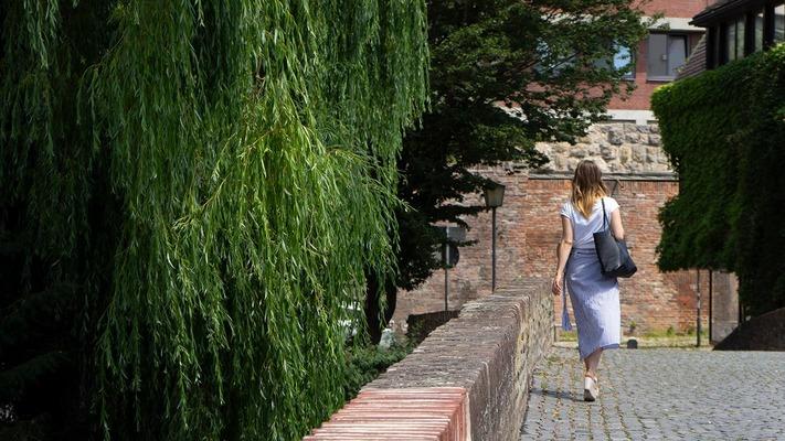 Spaziergang in Ulm