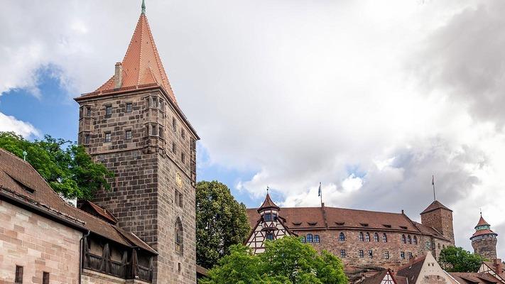 Alte historische Bauwerke