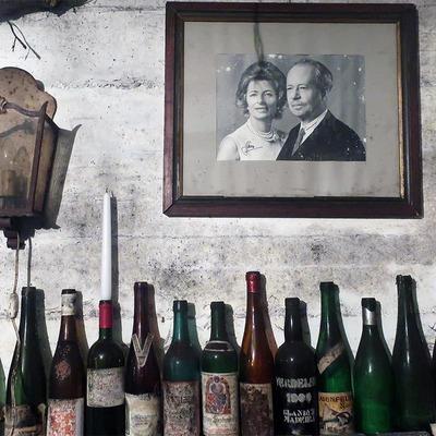 Weinkeller in Vaduz