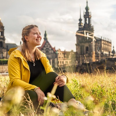 Johanna in Dresden