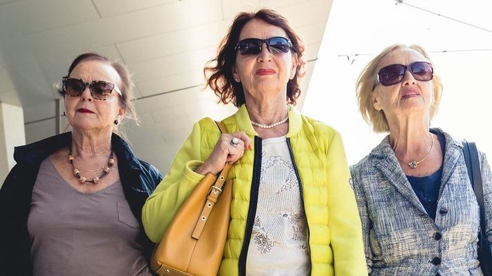 Die Drei Damen vom Gleis