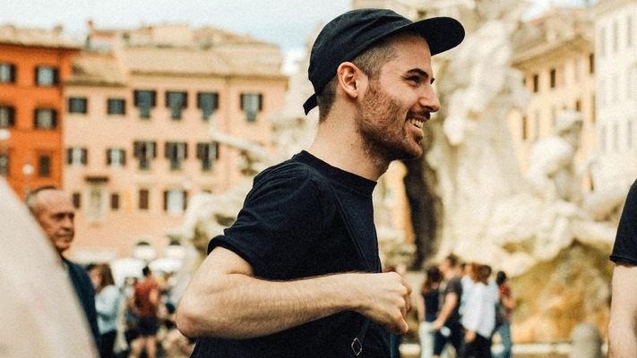 Peter Phobia unterwegs in Rom