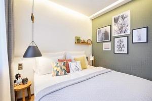 Zimmer im Mosaic House Design Hotel