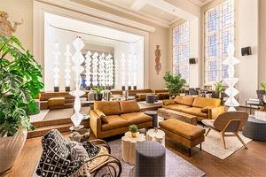 Lounge im Mosaic House Design Hotel