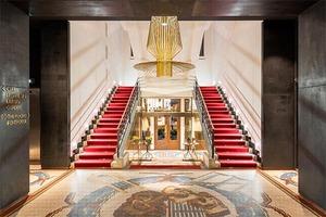 Foyer im Mosaic House Design Hotel