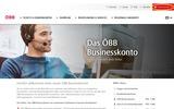 Registrierung/Anmeldung im ÖBB Businesskonto