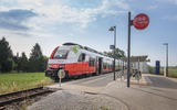 The Cityjet Eco near Schalchen-Mattighofen