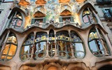 Gaudi Architektur in Barcelona