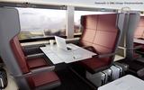 Railjet 2. Klasse / 2nd class
