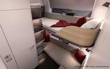 Nightjet Schlafwagen / sleeper cabin