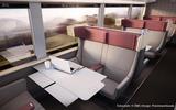 Railjet 1. Klasse / 1st class