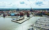Hanseatisch mit maritimen Flair - Backsteinbauten in der mittelalterlichen Hansestadt Stralsund