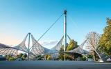 Zeltdach Olympiapark
