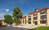 Weimarer Moderne: Hauptgebäude der Bauhaus-Universität