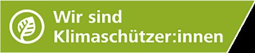 """Logo """"Wir sind Klimaschützer"""""""