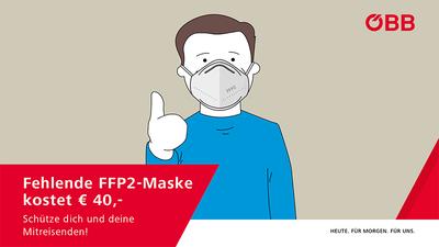 Grafik FFP2 Pflicht