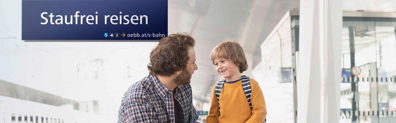 """S-Bahn Sujet """"Staufrei reisen"""""""