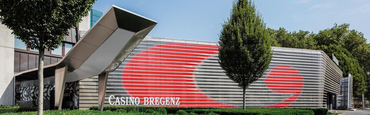 Casino Bregenz exterior view