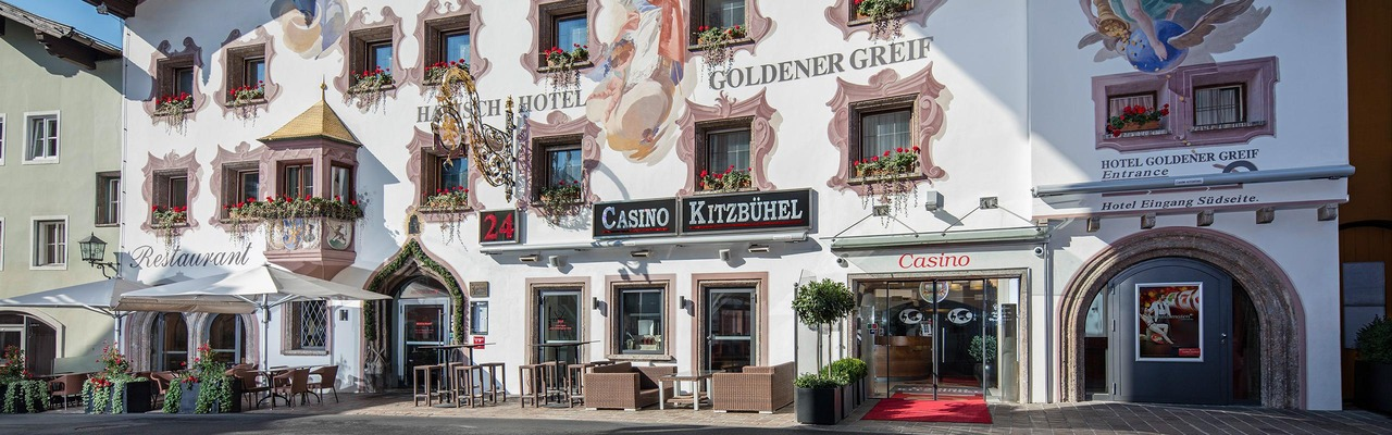 Casino Kitzbühel Außenansicht