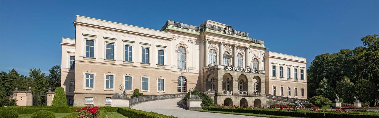 Casino Salzburg exterior view